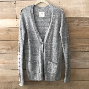 Abercrombie & Fitch marled Quinn sweater